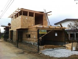 57th & Vivian - modular prefabricated construction