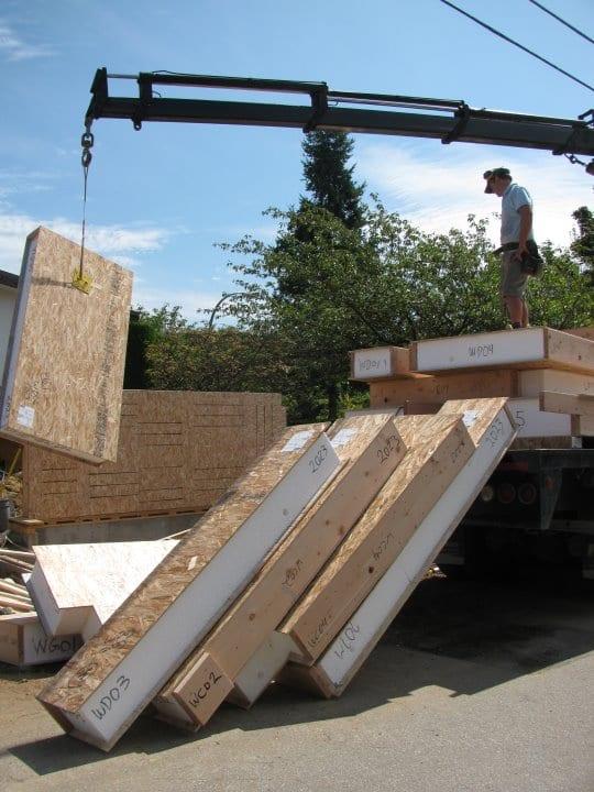 57th & Vivian - modular prefabricated construction