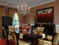 Dining Room - Larisa McShane and Associates