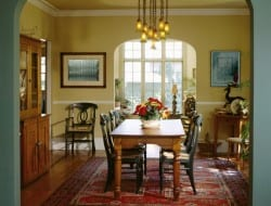 Small Dining Rooms - Design Of Furniture
