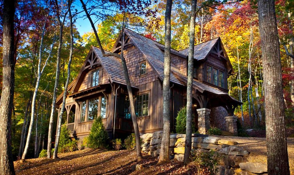 Rock Mountain Cottage Cashiers NC