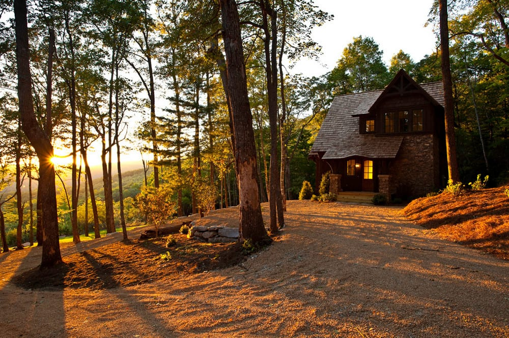 Rock Mountain Cottage Rock Mountain Cottage Log Homes