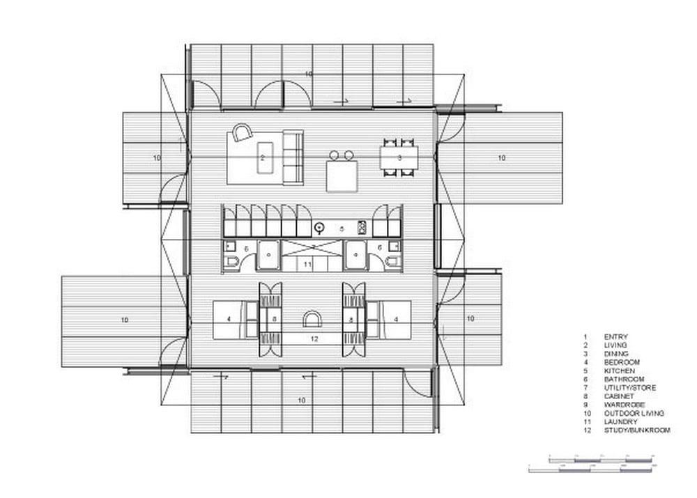 iPAD - two module configuration