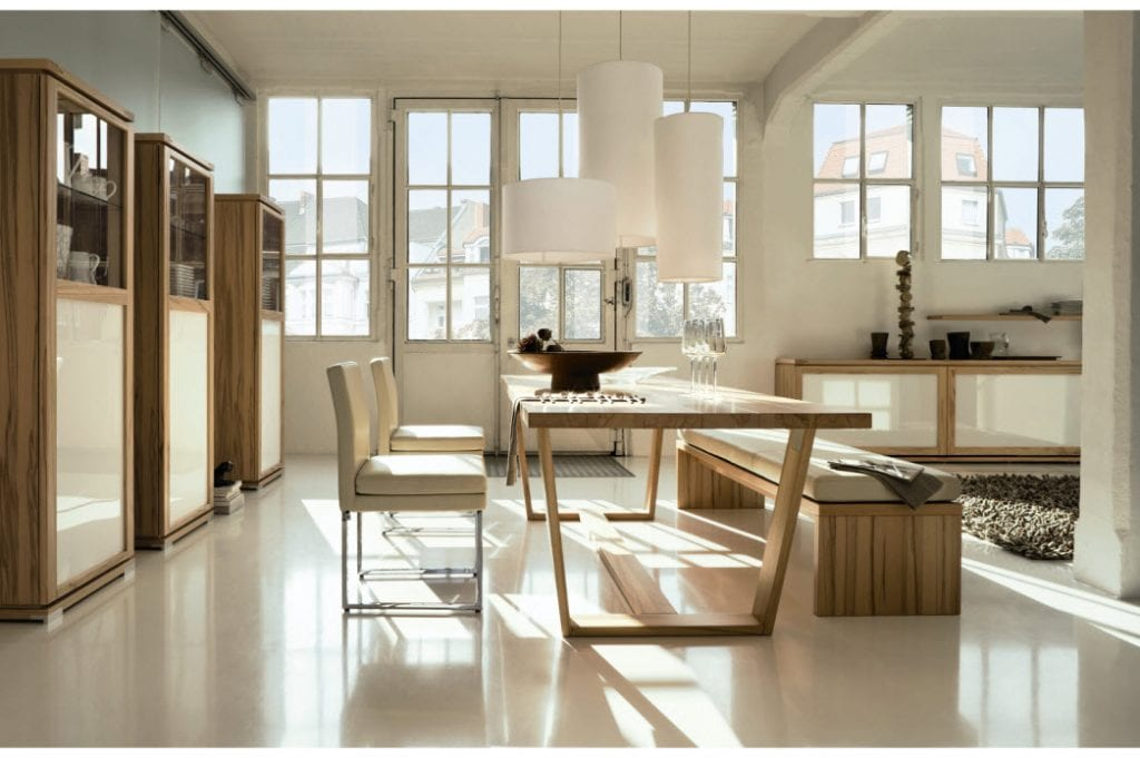 Creating Comfortable Dining Room - Architecture and Home Design