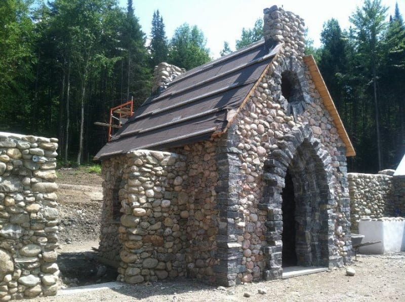 Chapel in Vermont - Thea Alving