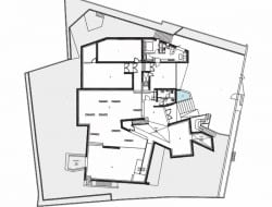 Daeyang Gallery and House - Plan 01