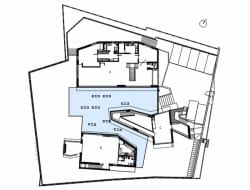 Daeyang Gallery and House - Plan 02