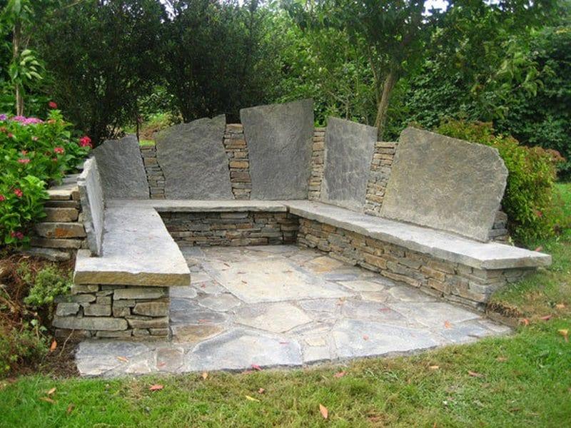 Garden Seat - Sunny Weiler