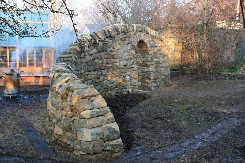 Stone Arch - Callum Grey