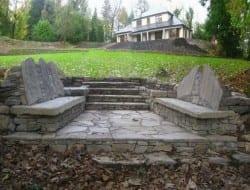 Stone Bench - Sunny Weiler