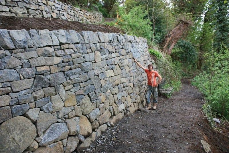 Stone Wall - Callum Grey