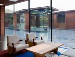 Daeyang Gallery and House - Seoul, Korea - Living Area
