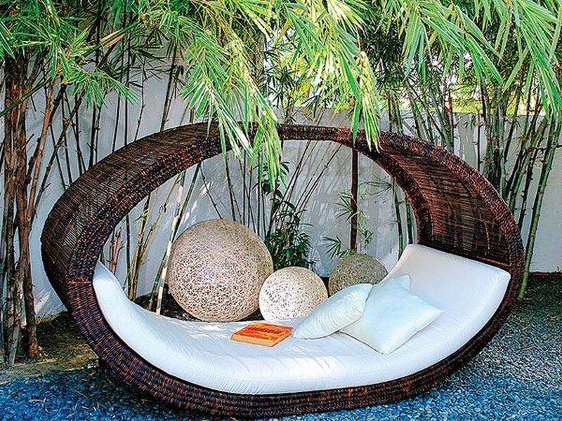 Can you smell the weekend in the air? Wouldn't it be nice to spend some time in this?