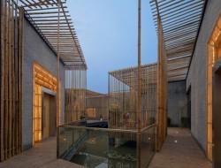 Bamboo Courtyard Teahouse - Yangzhou, Chinese
