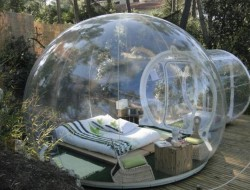 Is this a Bubblelodge?