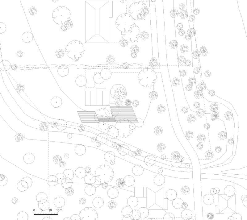 Casa Kike - Site Plan
