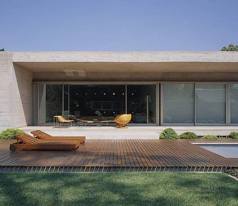 Casa viejo mathias klotz casa viejo home redesigning for Casas modernas hormigon visto
