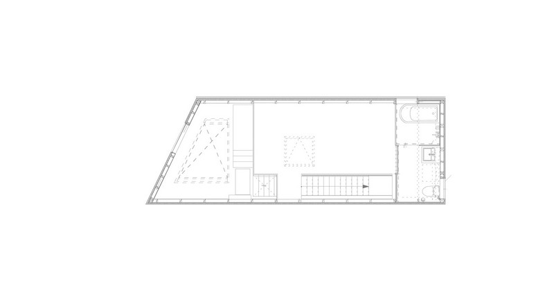House in Seya - Third Floor Plan
