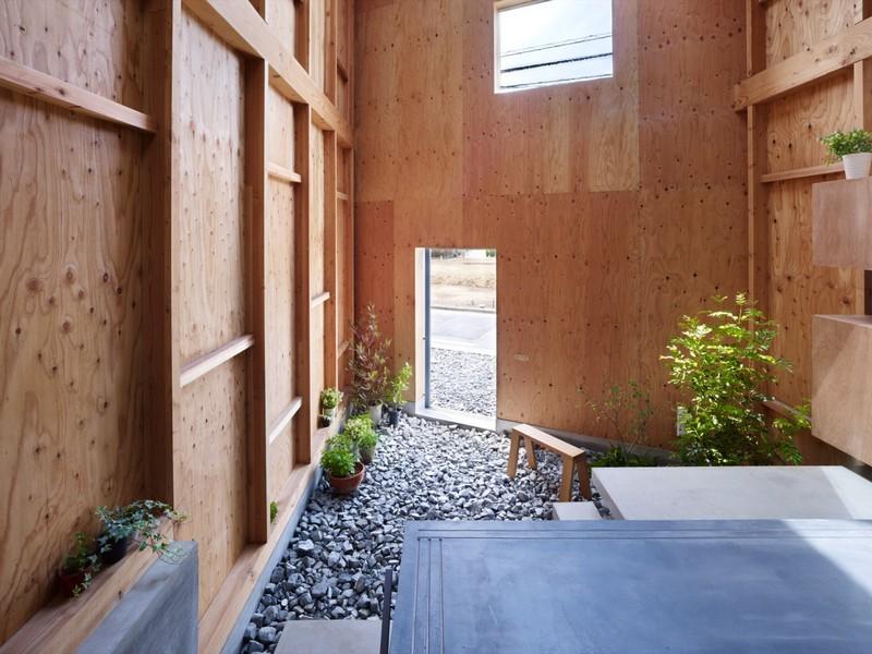 House in Seya - Hiroshima, Japan