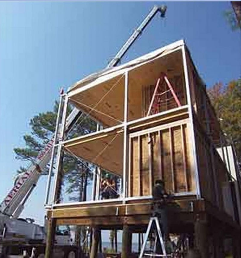 Loblolly House - Taylors Island, Maryland