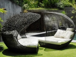 Calvin and Hobbes Outdoor Lounge Chairs