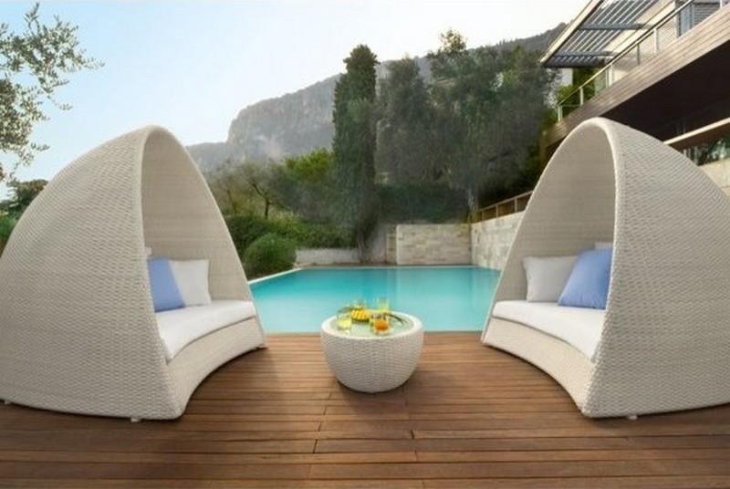 Outdoor Pod Furniture - Home Designing