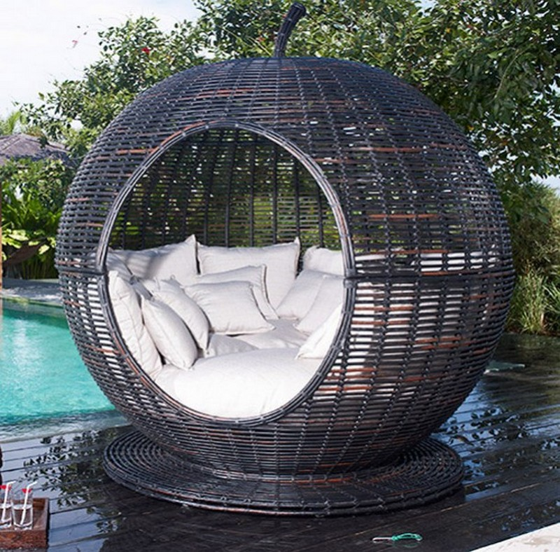 outdoor pod furniture