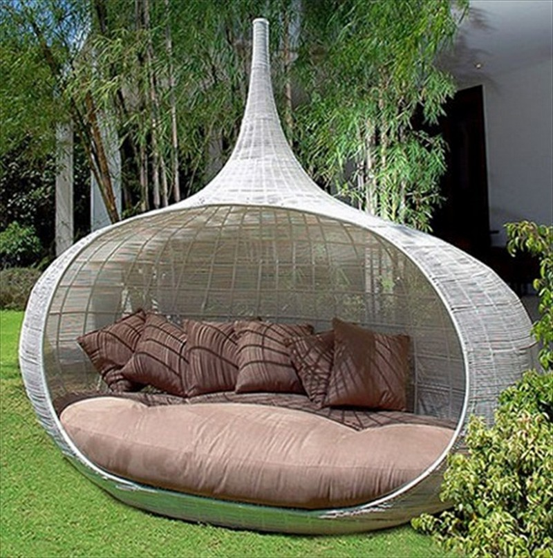 Outdoor pod furniture the owner builder network for Outdoor pod room