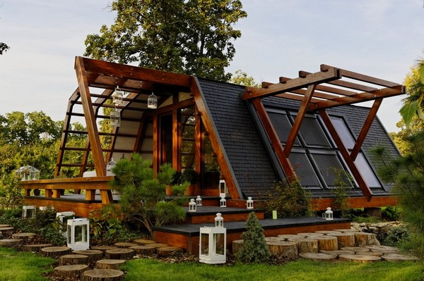 Smart Prefab Design from Romania