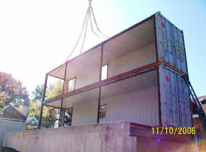 Container Living in Atlanta Georgia The Owner Builder Network