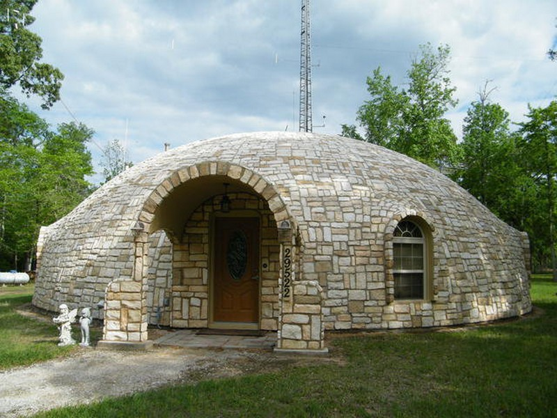 The Tassell Dome – Karen and Dan Tassell