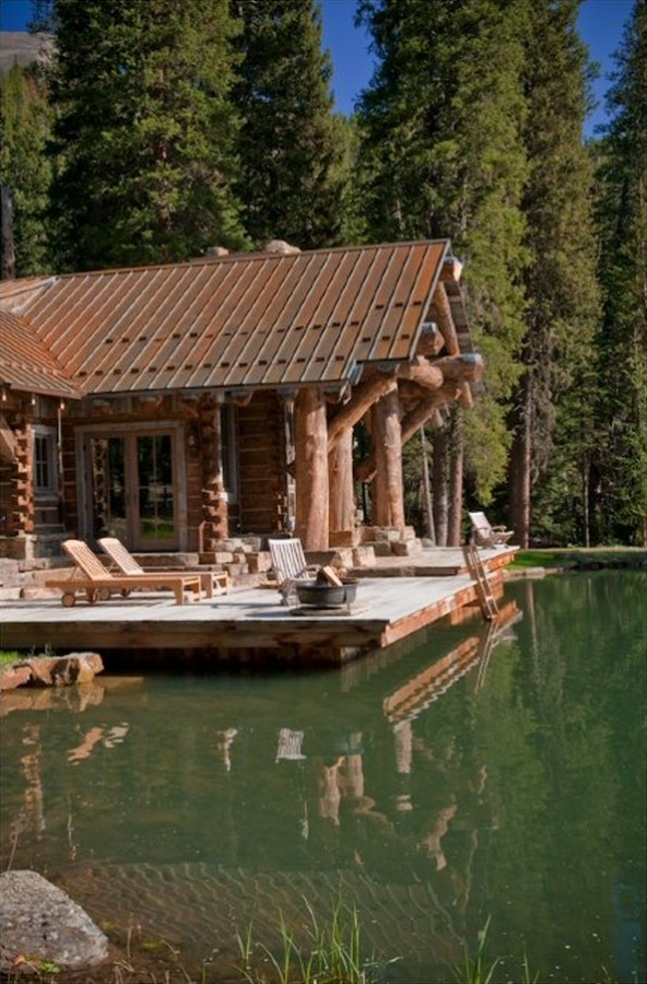 Headwaters Camp The Owner Builder Network