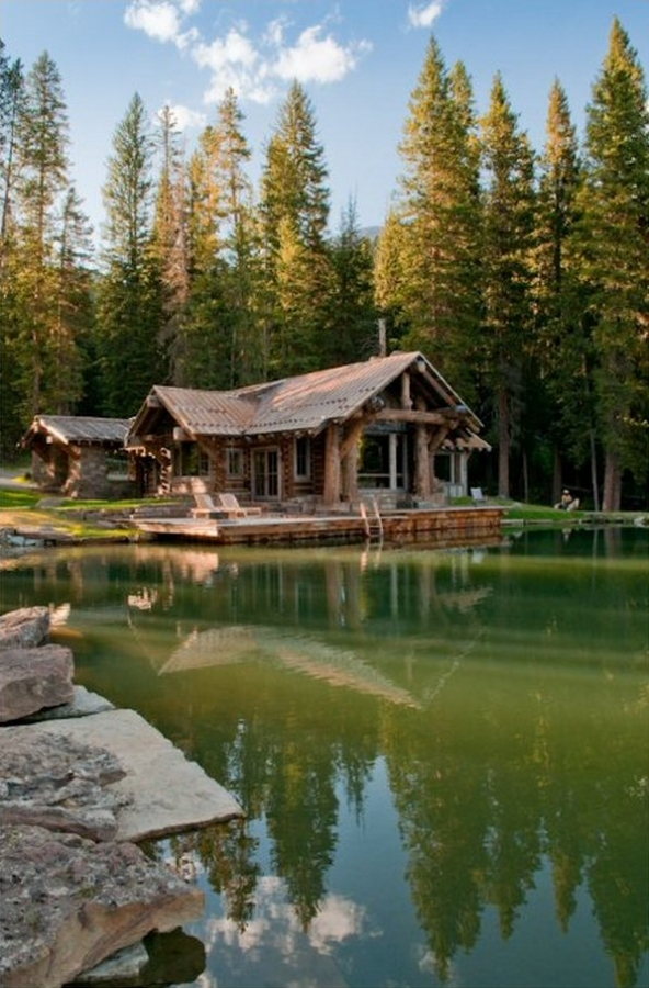 Headwaters Camp - South Central Montana