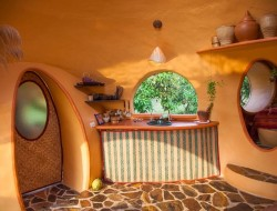 Thai Dome by Steve Areen - kitchen