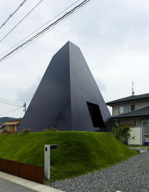 House in Saijo - Hiroshima, Japan Suppose Architects