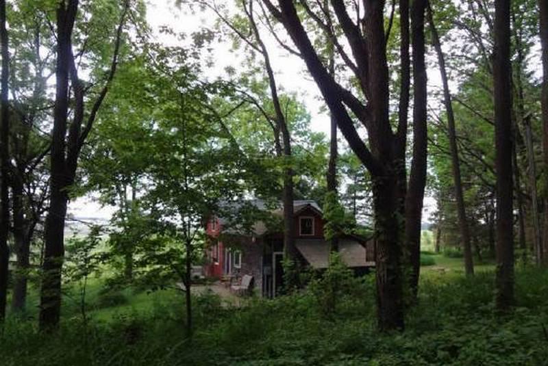 Z Acres - the farmhouse
