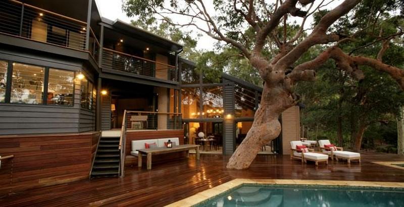 Bouddi Beach House - Bouddi Peninsula, Australia
