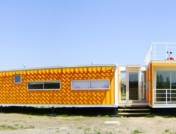 Bright Cargo Container Casa in Chile - Santiago, Chile