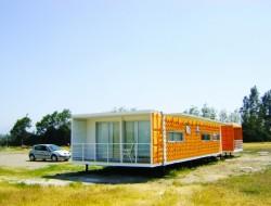 Bright Cargo Container Casa in Chile - Santiago, Chile