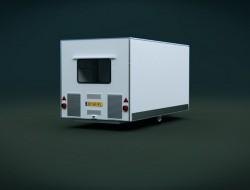 De Markies Mobile Home - Design 2