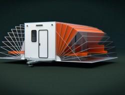 De Markies Mobile Home - Design 3
