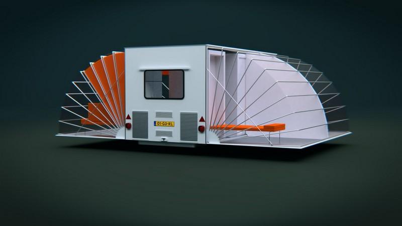 De Markies Mobile Home   Design 4
