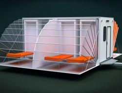De Markies Mobile Home - Design 6
