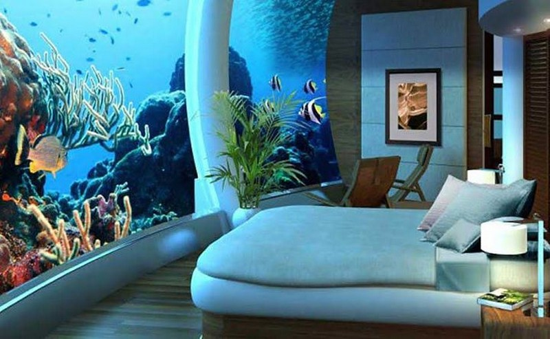 Could you live underwater?