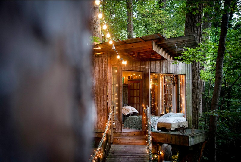 A Treehouse for the Mind Body and Spirit | Tree House for Adults