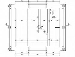 Micro-house - Plan 1