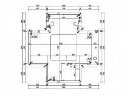 Micro-house - Plan 3