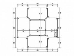 Micro-house - Plan 4