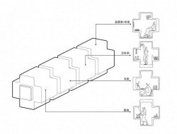 Micro-house - Combination of the Unit