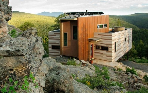 Shipping Container House - Studio HT